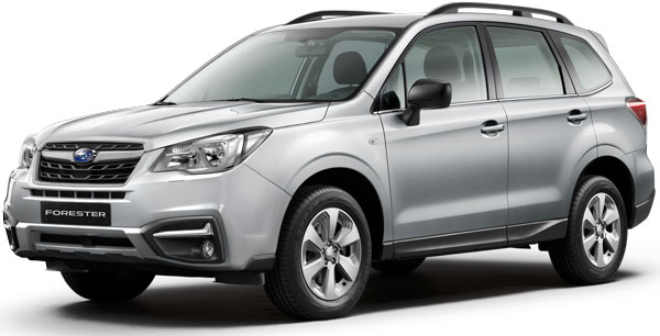 Subaru Forester private Lease