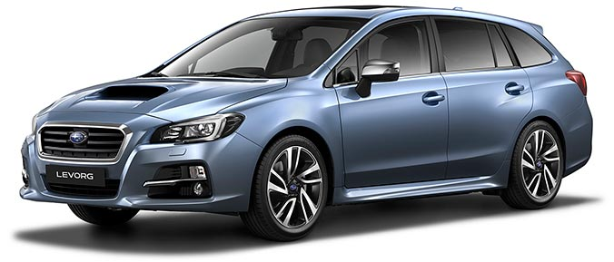 Subaru Levorg private lease