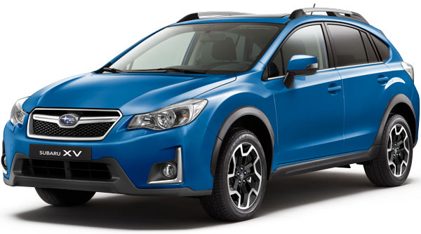 Subaru XV Private Lease edition